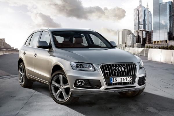 Audi Q5 noleggio lungo termine