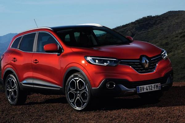 Renault Kadjar noleggio auto lungo termine