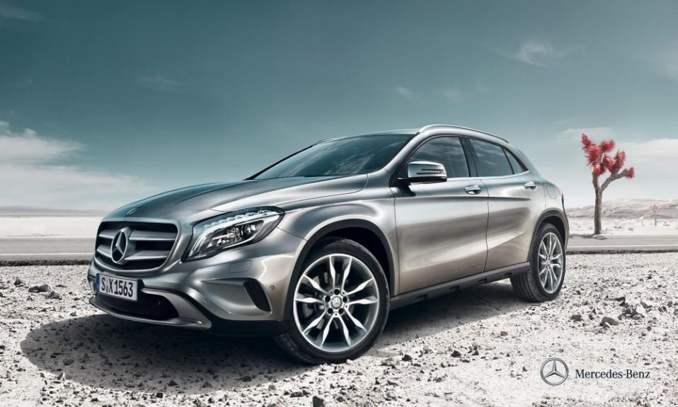 Mercedes Gla noleggio a lungo termine