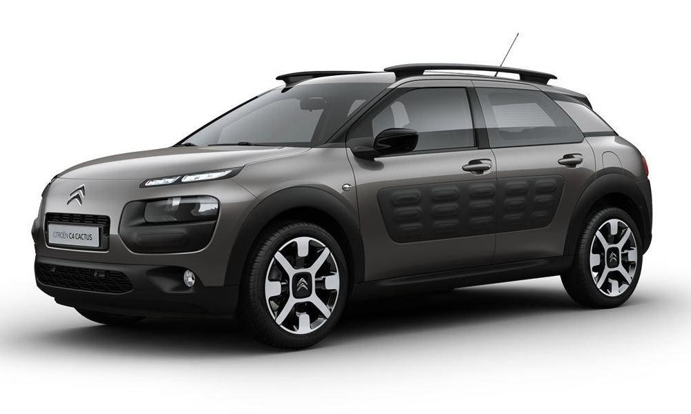 citroen c4 cactus bluehdi 100 feel autonoleggio a lungo termine. Black Bedroom Furniture Sets. Home Design Ideas