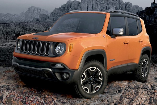 Jeep renegade noleggio a lungo termine