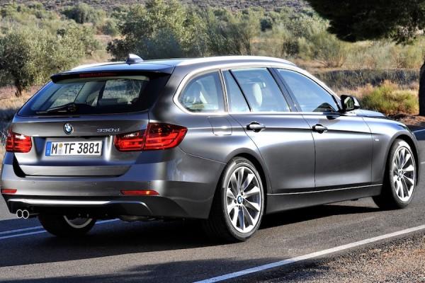 BMW Serie 3 316d Business Advantage Touring noleggio lungo termine