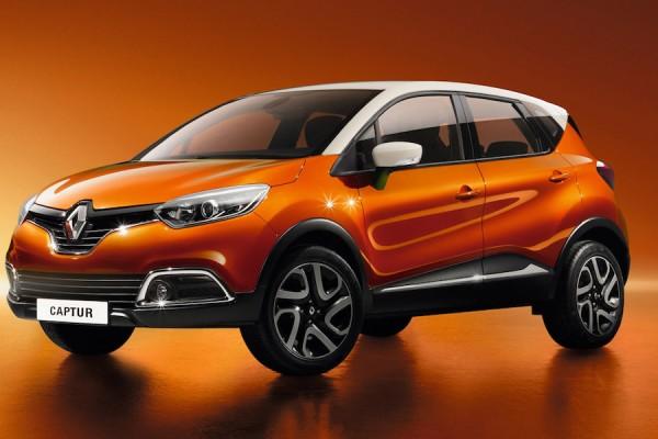 Renault Capture noleggio lungo termine