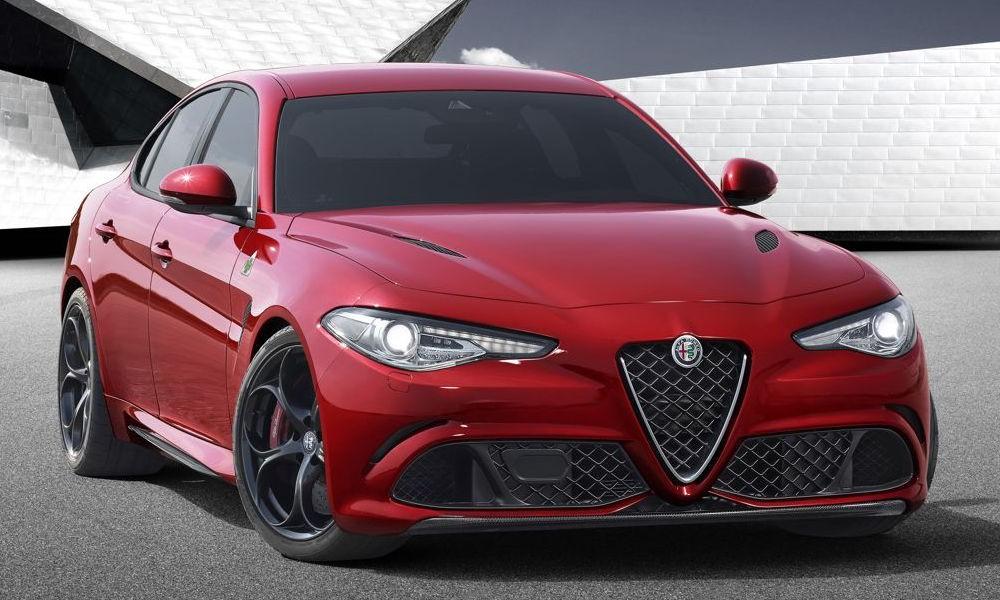 Alfa Romeo Giulia noleggio a lungo termine