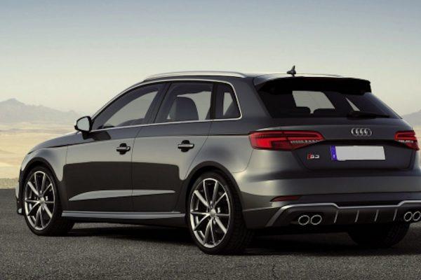 Audi A3 Noleggio lungo