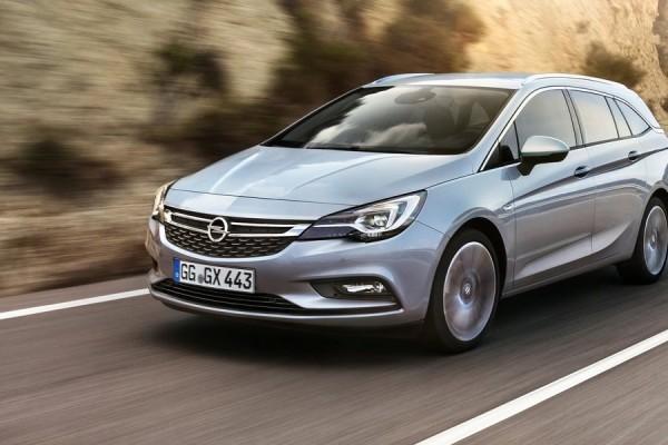 Opel Astra SW Noleggio lungo termine