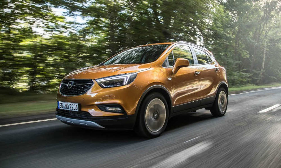 Noleggio lungo termine Opel Mokka X