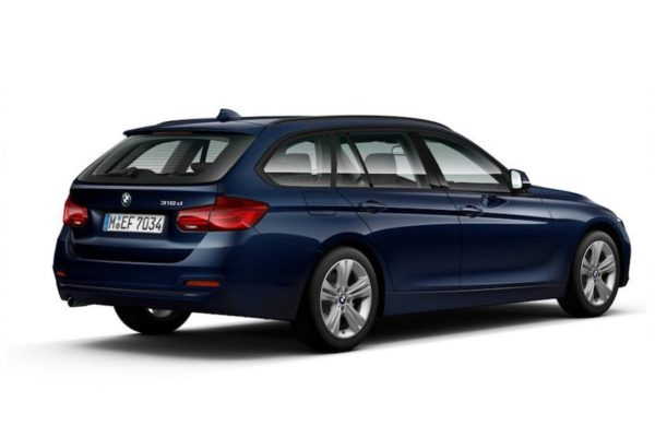 BMW 316d Business Advantage Touring