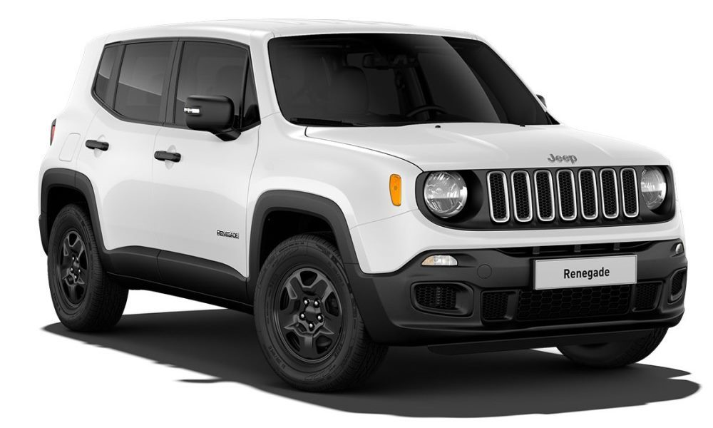 Auto Usate Bari Jeep Renegade Diesel 1.6 Mjt DDCT 120 CV ...